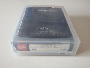 Imation 320GB RDX Removable Storage Disk Data Cartridge