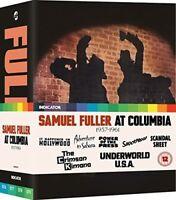 Sam Fuller At Columbia 1937-1961 [New Blu-ray] Ltd Ed, UK - Import