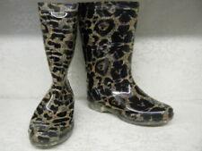Stivali e stivaletti da donna senza marca piatto (meno di 1,3 cm) di marrone