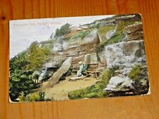 POSTCARD;   LOVERS SEAT, FAIRLIGHT, HASTINGS