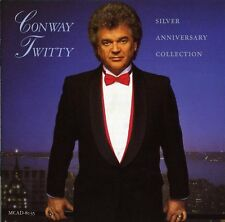 Conway Twitty - Silver Anniversary [New CD]