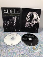 DVD ~ ADELE LIVE AT THE ROYAL ALBERT HALL