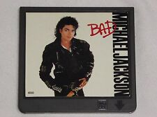 Michael Jackson - Bad MiniDisc Album MD Music mini disc disk micheal jacksen