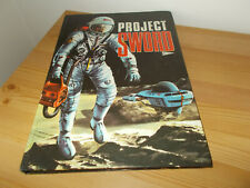 Project Sword Annual 1968 hb Tv Sci-Fi thunderbirds stingray gerry anderson