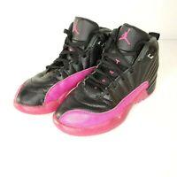 Air Jordan 12 Retro GP # 510816 127 Melo Pre School Kids SZ 10.5-3