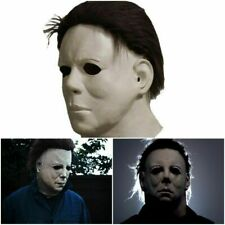 Michael Myers Halloween Movie Mask Latex Fancy Dress Theme Costume Party