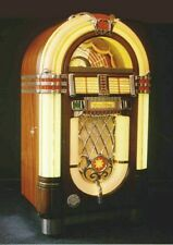 Amazing Present? Wurlitzer Jukebox One More Time Bubbler Walnut