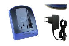 Chargeur (USB/Secteur) EN-EL1 pour Nikon Coolpix 775, 880, 885, 995, 4300, 4500
