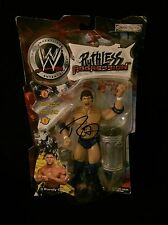 RANDY ORTON SIGNED WWE RUTHLESS AGGRESSION FIGURE