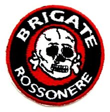 Toppa Patch Calcio Ultras Milan – Brigate Rossonere cm 6,4 x 6,7