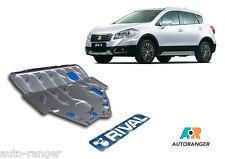 Motor Getriebe Unterfahrschutz für Suzuki Vitara SX4 S-Cross Skid plate Alu 4mm