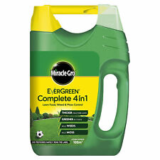 More details for miracle gro evergreen complete 4 in 1 lawn food, weed & moss control 100m2 3.5kg