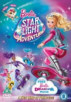 BARBIE STAR LIGHT ADVENTURE [DVD][Region 2]