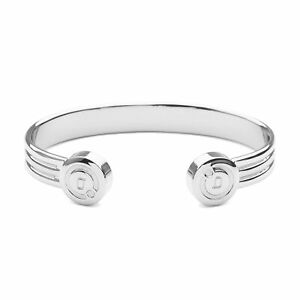 Bioflow Magnetic Therapy Stainless Steel Monet Bangle - From Bioflow Direct