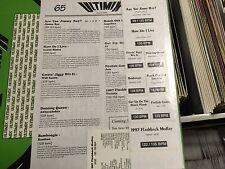 Ultimix 65 LP LeAnn Rimes Abbacadabra Will Smith Jem JJ Jimmy Ray Angelina Bambo