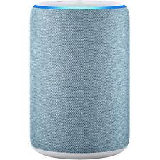 Amazon Echo (3rd Gen) Smart Speaker With Alexa Blue