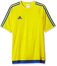 Maillots de football de clubs français jaunes adidas, pour homme