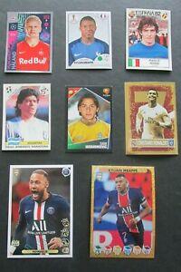 Haaland and Mbappe ROOKIE, C.Ronaldo, Messi, Maradona and others PANINI & TOOPS