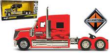 International Lonestar, Pull Back rot, Maisto Auto Modell 1:64