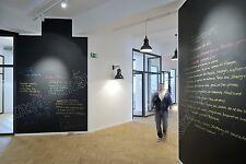 Large Chalkboard Blackboard Vinyl Paper Sheet 42x79in Wall Decal Sticker Office