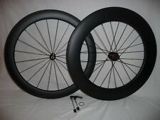 Carbonal 60mm/88mm de profondeur, TT/Speed Carbon Tubular Wheels