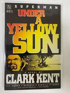 Superman Under a Yellow Sun #1 8.0 VF (1994)