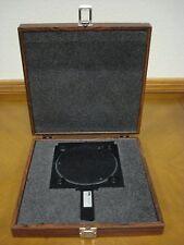 """Gca Tropel Calibration Disc for 5"""" wafers, Flatness 6.0um"""