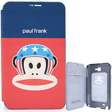 Paul Frank Samsung Galaxy Note Flip Cover Phone Case - US Helmet  Licensed