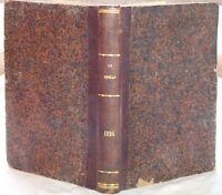 ANNATA 1894 LA FAVILLA RIVISTA UMBRIA CITTA DI CASTELLO