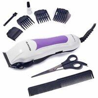 Tondeuse Qualité Professionne Cheveux et Barbe MEAHAIR 365 - Kit 8 accessoires