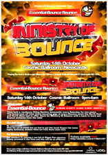 MINISTRY OF BOUNCE 14TH OCTOBER 2017