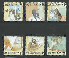 Alderney 1997 Alderney domestique CHATS monté excellent état