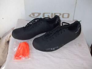 NEW - Giro Empire ACC Carbon Shoes, Matte Black, EU 42.5