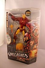 2010 MARVEL LEGENDS IRON MAN UNLEASHED, BY HASBRO, NEW