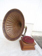 Altes Grammophon Trichtergrammophon