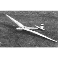 Bauplan Kranich Modellbau Modellbauplan Segelflugzeug