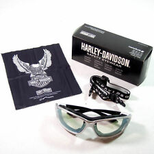 Harley Davidson HD1303 Anti-Fog Safety Glasses Indoor/Outdoor Lens