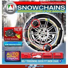 Premium Snow Chains Car 14 15 16 17 18 19 Inch CAP100 195x15