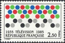 France 1985 Television/Broadcasting/Communications/Entertainment 1v (n46020)