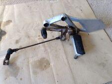 Honda CBR600 F Front Footrest Hanger Bracket + Peg + Gear Lever L/H  F3 1995-98