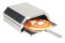 """Pizza Oven BBq Box Stainless Steel UK Made 13""""x13""""x5"""""""