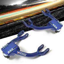 MEGAN RACING BLUE REAR TRACTION ROD ARMS FOR 08-12 HONDA ACCORD CP2 CP3 CS1 CS2