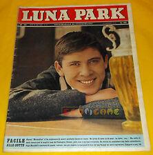 LUNA PARK 1964 n. 35 Gianni Morandi, Jeanne Moreau