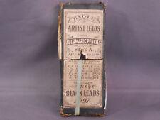 Eagle Vintage Artist Lead---dated l879