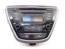 RADIO Hyundai Elantra 2013 13 961703X155RA5 932305