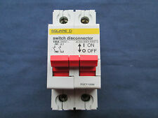 SQUARE D SQO1100M 100AMP DP SWITCH DISCONNECTOR