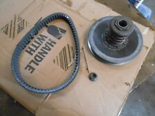 YAMAHA KODIAK 450 YFM450 YFM 450 2003 03 secondary clutch driven drive belt