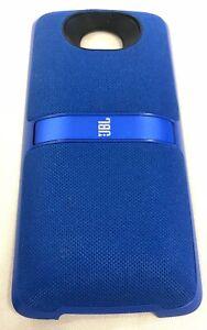 Genuine Motorola JBL SoundBoost 2 For Moto Z Blue PG38CO1807