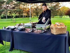 Hog Roast Machine Catering Business. Based in Scotland.