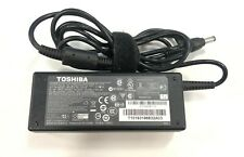 GENUINE TOSHIBA 19V 3.95A PA3715E-1AC3 V85 LAPTOP CHARGER ADAPTER CABLE